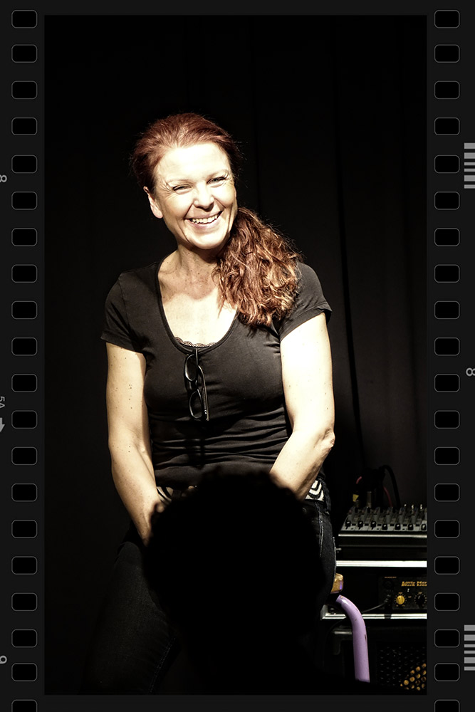 Zu Gast bei Sabine Schief
